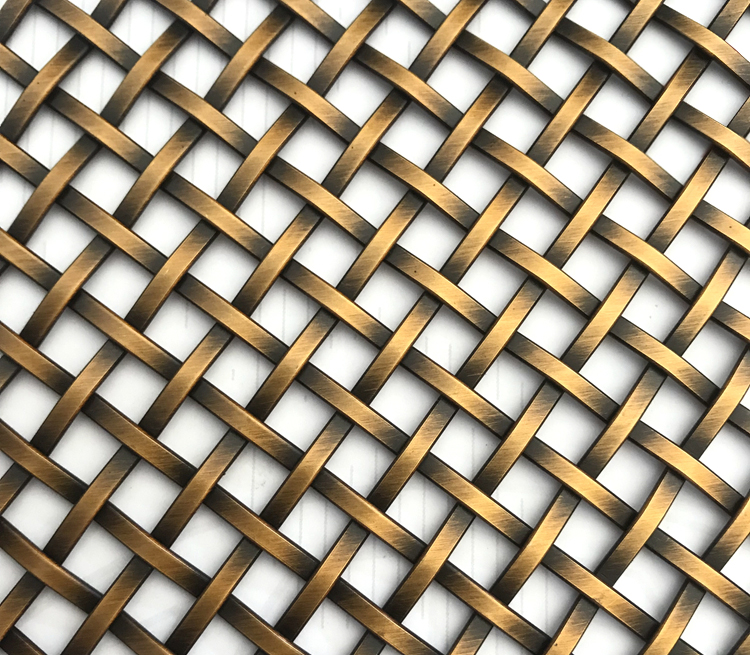 decorative mesh for cabinet doors