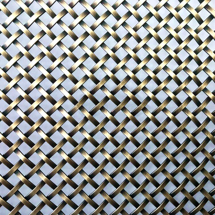 decorative metal mesh for cabinets