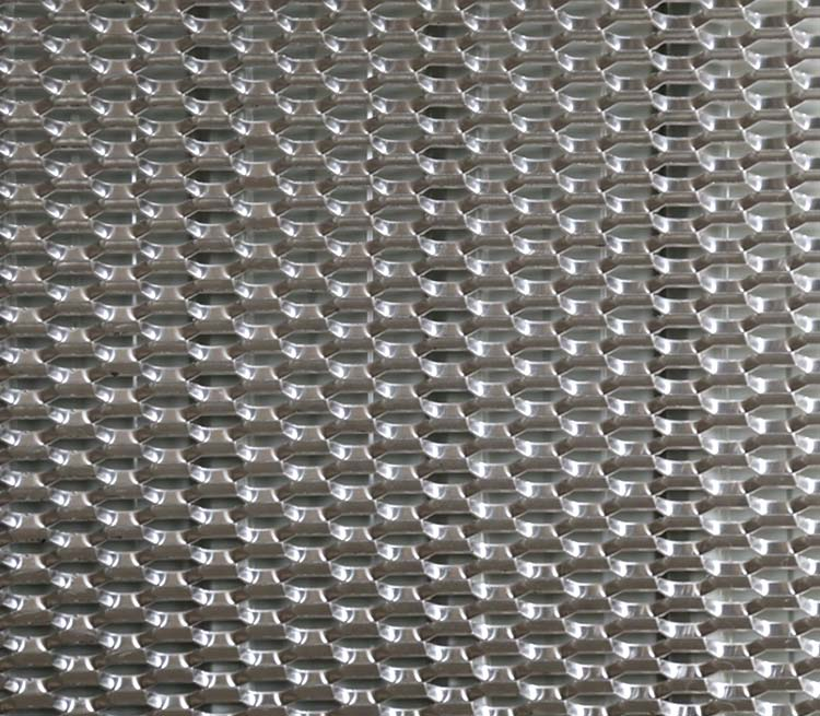 Various Types and Sizes Metal Wire Mesh Exterior Facade